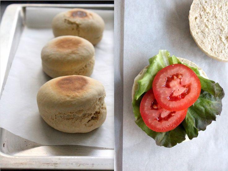 Zelf maken: het perfecte hamburger broodjes