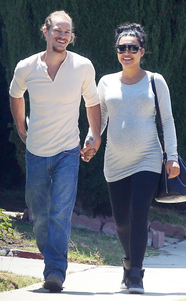 Ryan Dorsey & Naya Rivera from The Big Picture: Today's Hot Pics  The expectant couple look like they're enjoying their shopping date at The Mod Barn in L.A.
