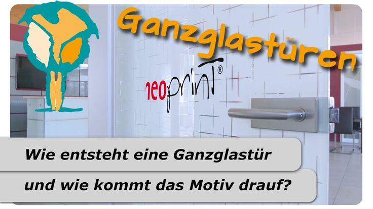 Wie kommt das Motiv auf eine Ganzglastür? Erkelenz Glas erklärt es! Hast du dich auch schon gefragt wie bei einer Ganzglastür das Motiv auf das Glas kommt? Das Prospekt zu den Türen findest du überingens hier! http://hzs.tips/Glastuer Die Firma Erkelenz erklärt die in diesem kurzen Imagefilm wie das gemacht wird.  Das neue Produktionsverfahren NeoPrint ist einzigartig in Deutschland und daher noch recht unbekannt! Diese Art der Produktion wurde erst im Januar auf der Bau München…