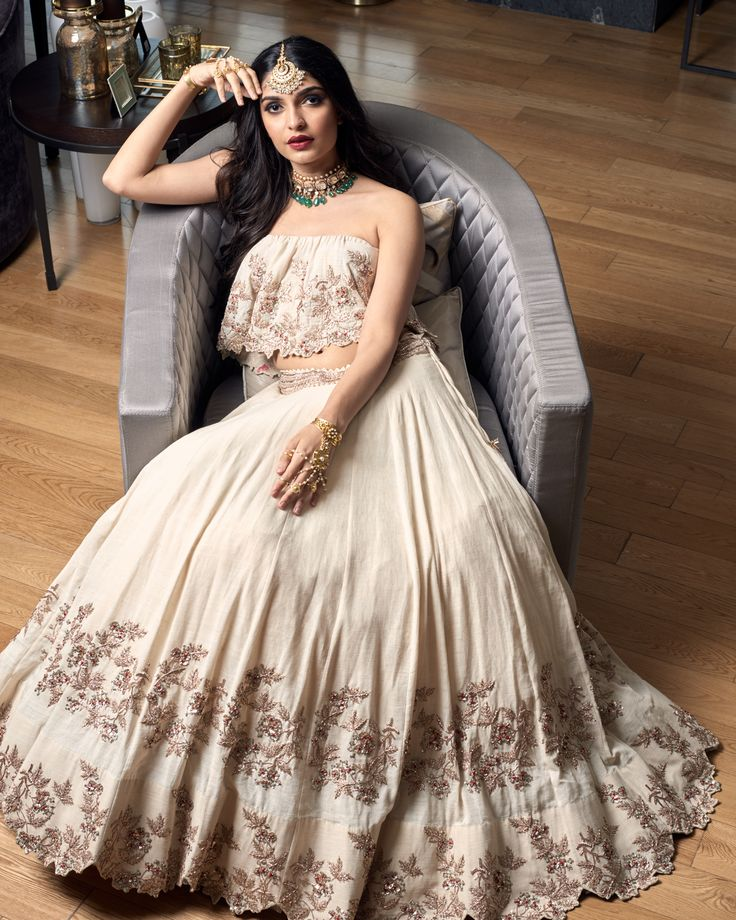 Photo by Irfan Intekhab  Outfit by Anushree Reddy photographed for Tulip Magazine