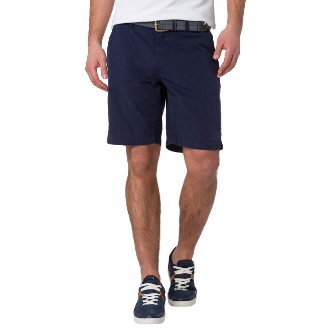 Shorts Rough Grover Light and airy shorts made of premium-quality cotton for really warm days, whether spent by the sea or in the city.