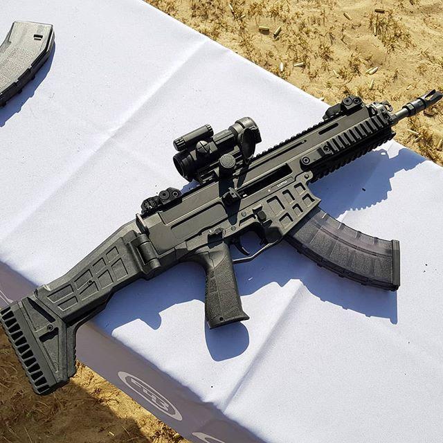 CZ Bren2 7 62x39mm#bren #bren2 @czusafirearms #czguns