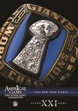 NFL: America's Game - 1986 New York Giants - Super Bowl XXI [DVD]