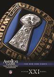 NFL: America's Game - 1986 New York Giants - Super Bowl XXI [DVD]