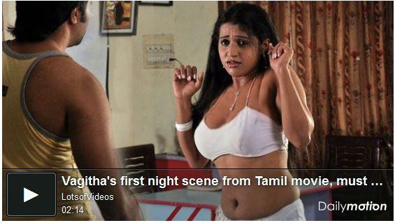 First Night Scenes From Telugu Movie Of 2014  Telugu -7880