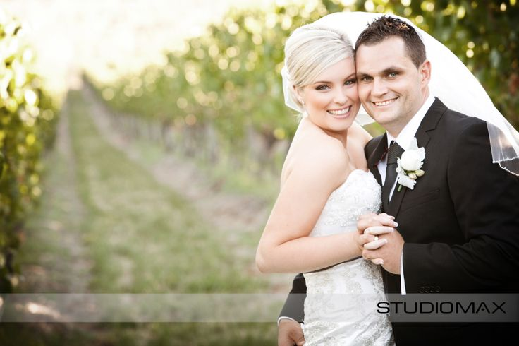 A Vineyard Wedding with beautiful light,  Captured StudioMax Melbourne Photographers