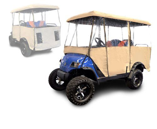 Golf Carts Ideas   Madjax Universal Enclosure for Most Golf Cart Models Will fit Carts with 80 Top *** Find out more about the great product at the image link. Note:It is Affiliate Link to Amazon.