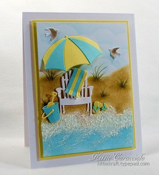 Best 25 Birthday Chair Ideas On Pinterest: Best 25+ Beach Cards Ideas On Pinterest