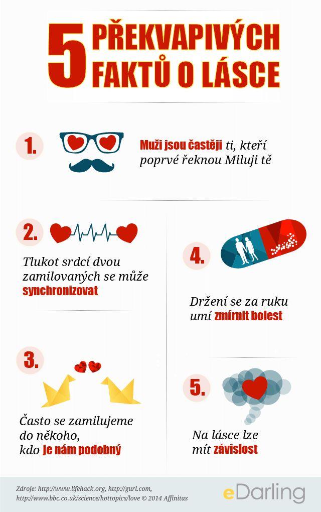 #infographic 5 překvapivých faktů o lásce - Zdroje: http://www.lifehack.org, http://gurl.com, http://www.bbc.co.uk/science/hottopics/love © 2014 Affinitas