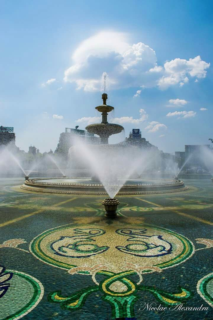 Bună dimineața, București! <3 <3 <3 Mulțumim Nicolae Alexandru pentru imagine instagram.com/bucuresti.life #bucuresti #life