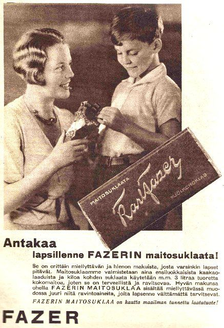 Fazerin Sininen/1935
