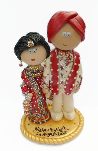 indian wedding cake toppers bride and groom uk the 115 best images about handmade indian asian 16425