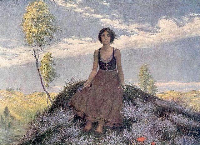 Max Svabinsky (1873-1962) Narodní galerie Praha