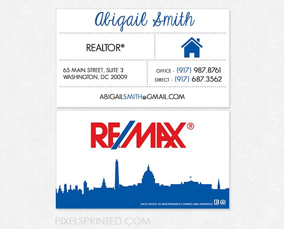 22 best personal branding remax images on pinterest personal remax business cards realtor business cards real estate agent business cards simple modern reheart Images
