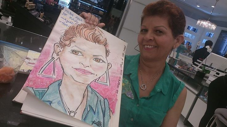 ¡Boricuaturas @ The Mall of San Juan! (^_^)