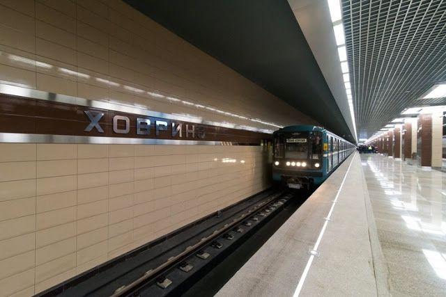 """Транспортный блог Saroavto: Москва: Открытие станции метро """"Ховрино"""""""