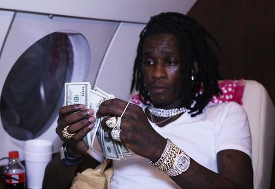 Young Thug's Van Rushed By SWAT Team After Concert