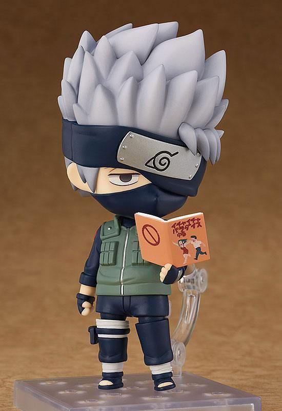 Naruto Shippuden Nendoroid PVC Actionfigur Kakashi Hatake 10 cm
