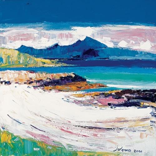 Art Prints Gallery - Beach, Isle of Ulva, £30.00 (http://www.artprintsgallery.co.uk/John-Lowrie-Morrison/Beach-Isle-of-Ulva.html)