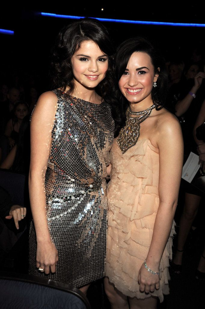 No matter how many breakups and growing pains are between now and their first TV show together, Selena and Demi will be friends forever. From their YouTube vlogs to red carpets to Demi's goofy Instagram photo of one of their recent reunions, keep scrolling to see the sweetest moments in their friendship.
