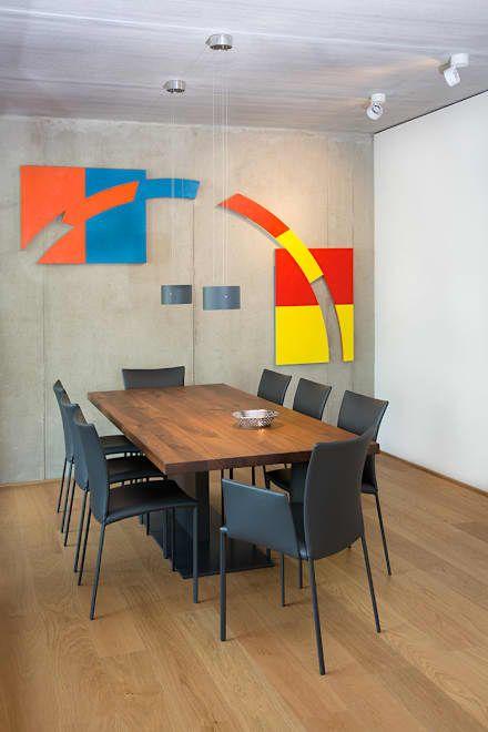 Esszimmer Einrichtung, Ideen, Inspiration Und Bilder. Minimalistische ...