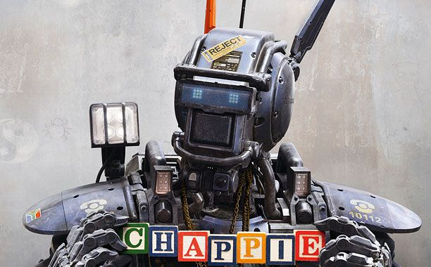 Leave it to District 9 writer-director Neill Blomkamp to tap the humanity lurking inside a robot. The futurist filmmaker's R-rated sci-fi action-adventure Chappie (due in...