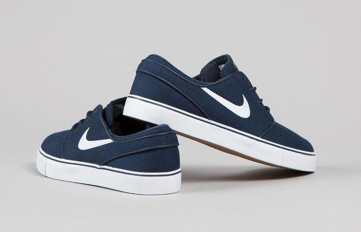 Nike Sb Janoski Shoes Black/Light Graphite