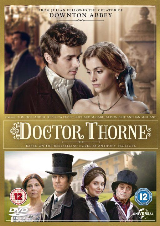 Doctor Thorne (English mini serie 2016)