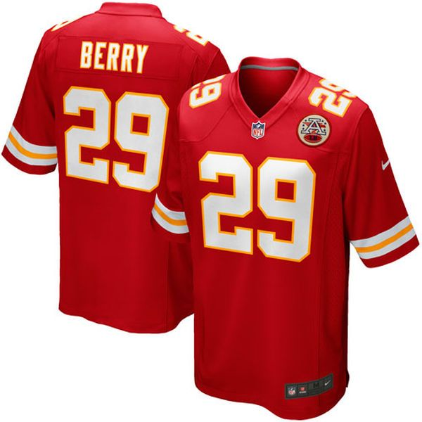 Eric Berry Kansas City Chiefs Nike Youth Team Color Game Jersey - Red - $74.99