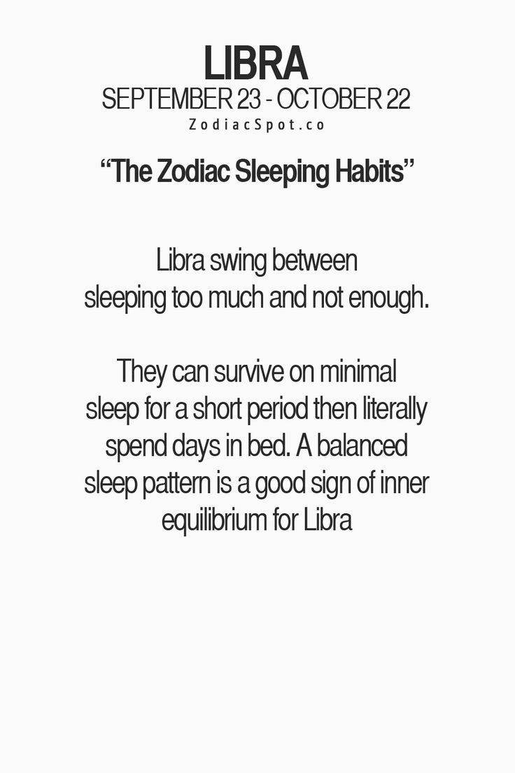 I have never seen anything more true about a Libra's habits. ~ trish :-) - LIBRA