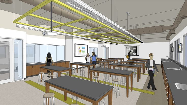 Ideas Room Roskens Hall