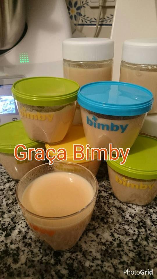 """Conhecem aquelas sobremesas da leiteira, carissimas ... Agora pode fazer na bimby ;) """"Iogurtes"""" sobremesa láctea tipo leiteira de bola..."""