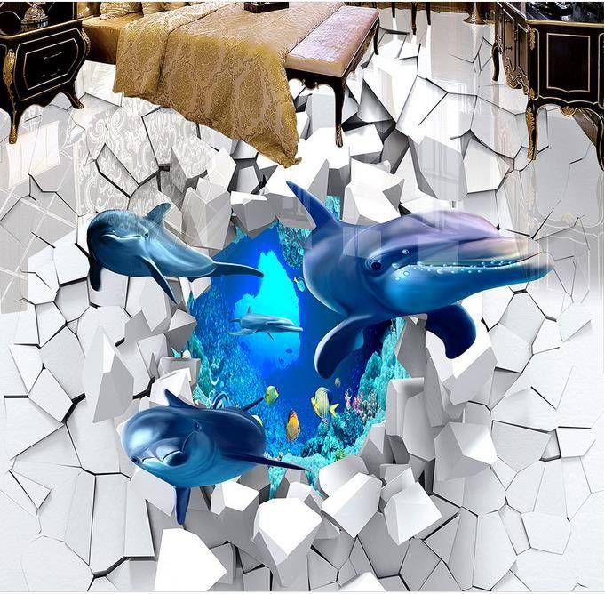 die besten 25 badezimmer 3d boden ideen auf pinterest 3 d boden korallenriff kunst und. Black Bedroom Furniture Sets. Home Design Ideas