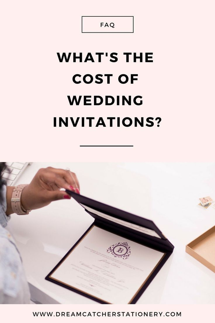 What S The Cost Of Wedding Invitations Wedding Stationery Tips Wedding Costs Wedding Invitations