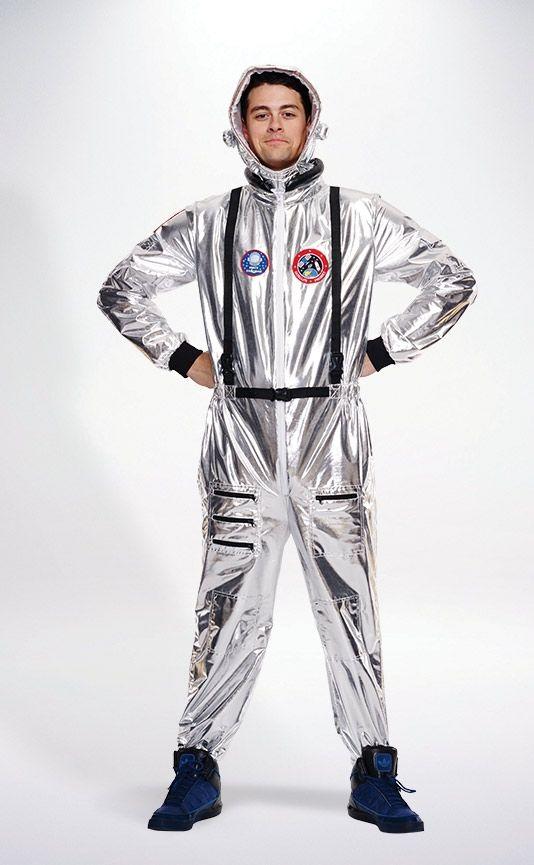 Men's Astronaut Costume