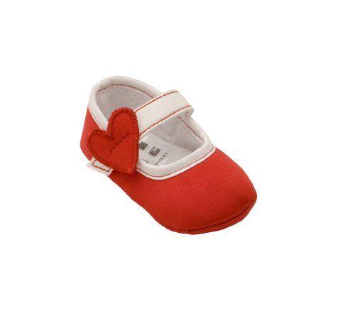 Agatha Ruiz de la Prada Baby-Girls Infant Corazones Shoes, Size 18 (3-6m) Agatha Ruiz De La Prada,http://www.amazon.com/dp/B00CYNL74E/ref=cm_sw_r_pi_dp_xLWmsb06EYP5B5KW