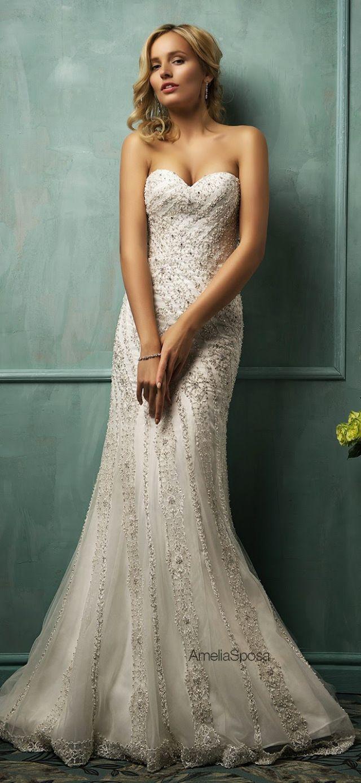 Amelia Sposa 2014 Wedding Dresses | http://www.jexshop.com/