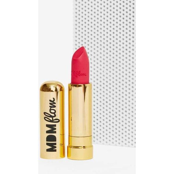 MDM Flow Lipstick (125 SEK) ❤ liked on Polyvore featuring beauty products, makeup, lip makeup, lipstick and pink