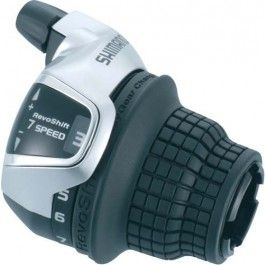 Shimano Tourney RS47 Revoshifter - 8-speed Right Hand http://www.adertocycles.com/