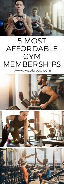 5 Most Affordable Gym Memberships | How To Get Fit Cheaply | Frugal Living | #getfit #frugalliving #lifehacks #affordablegyms #bestgyms
