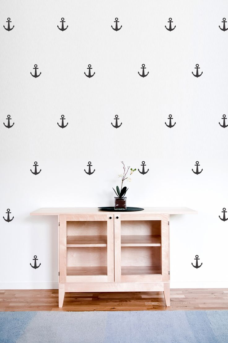 211 best wall decals images on pinterest color palettes dining anchor wall decals amipublicfo Images