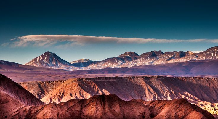 Atacama Desert - Atacama, Chile
