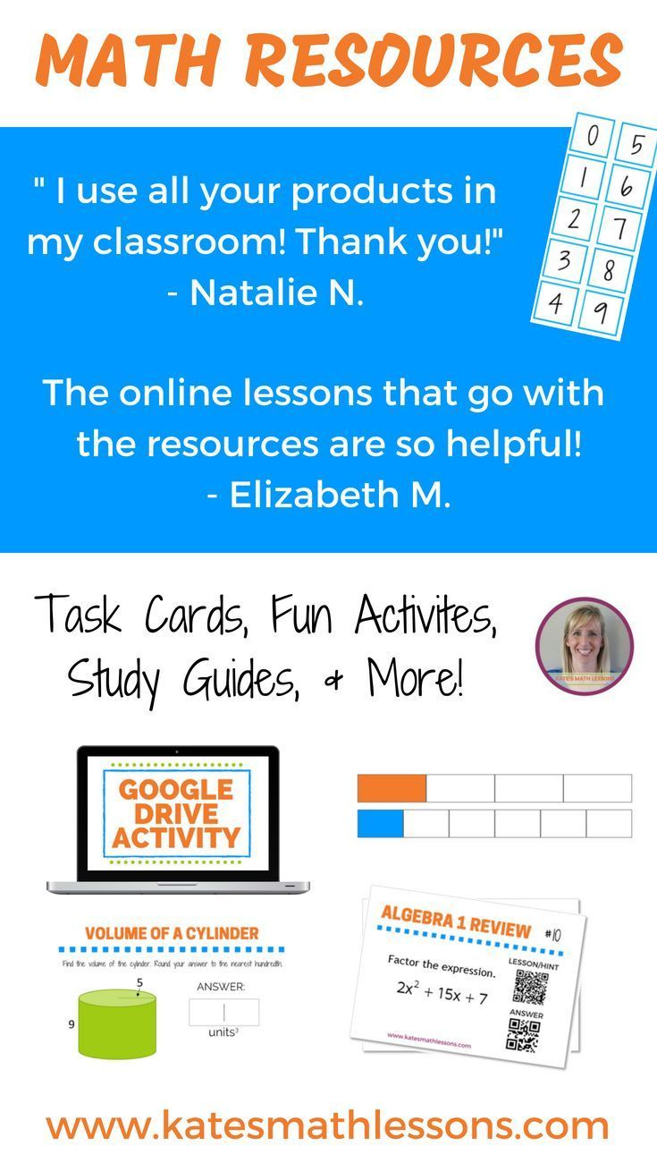 Pin On Brilliant Math Resources