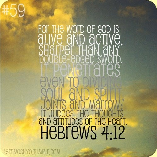 Sword In The Bible Quote: 248 Best Images About Hebrews On Pinterest
