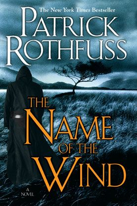 Patrick Rothfuss' amazing first novel. There are no words not worth reading in this book.