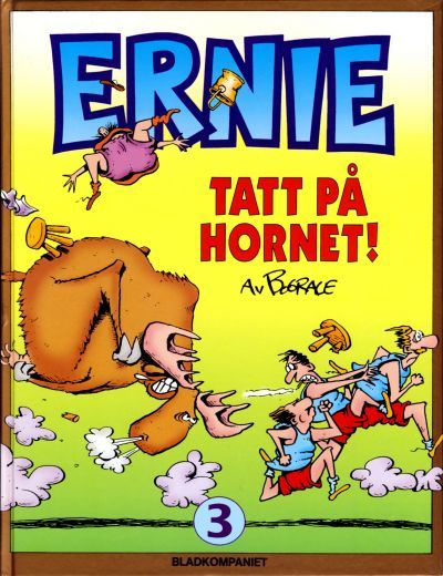 """""""Ernie 3 - tatt på hornet!"""" av Bud Grace"""
