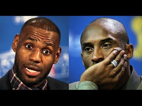 LeBron James Suing Kobe Bryant Over Muscle Supplements - - EXPOSED!!!