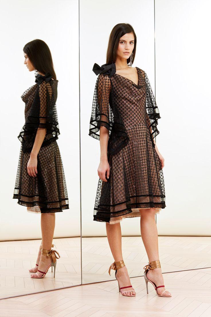 Alexis Mabille Pre-Fall 2014 Fashion Show