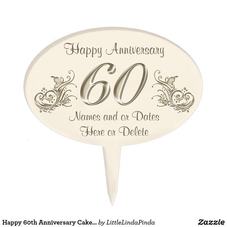 60th Wedding Anniversary Ideas: 25+ Unique 60th Anniversary Ideas On Pinterest
