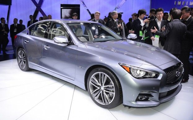 The Highly Anticipated 2014 Q50 is Now Available at Infiniti of Hoffman Estates
